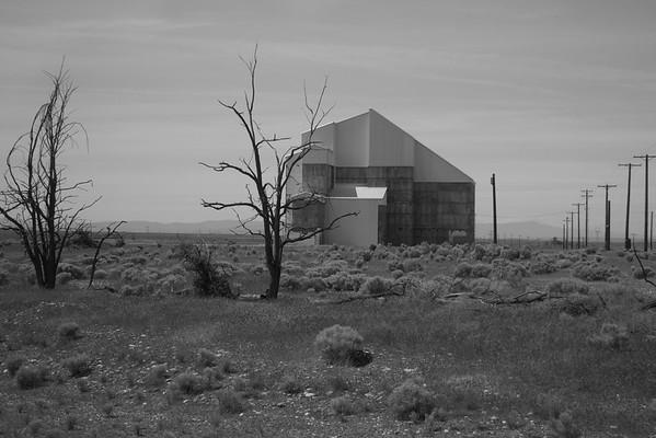 F Reactor cocoon.